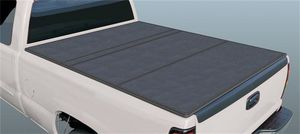 Enthuze Hard Tri-Fold Tonneau Cover