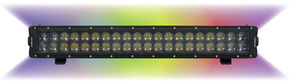 "Enthuze 22"" Multicolor LED Double Row Lamp"