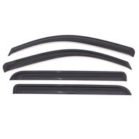 4PC Window Visor - Smoked