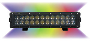 "Enthuze 14"" Multicolor LED Double Row Lamp"