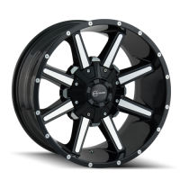 Enthuze Vault Black Milled