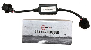 ANTI-FLICKER/CANBUS DECODER