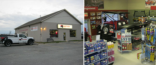 Belleville Ontario Location