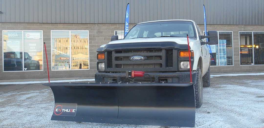 Winter Truck Accessories